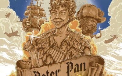 Sand Sculpting Australia presents Peter Pan OPEN NOW!