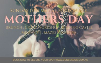 Mother's Day: Sunday 13th May
